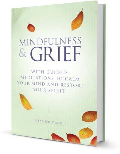 Mindfulness Grief Book